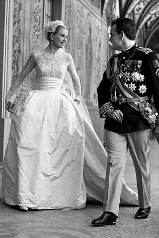 Princess Grace Wedding