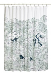 Shower Curtain from Modcloth.com