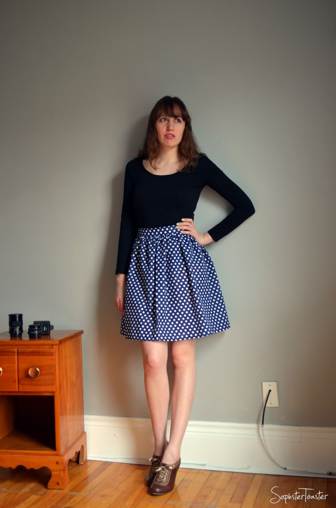 The Juniper Cove Skirt