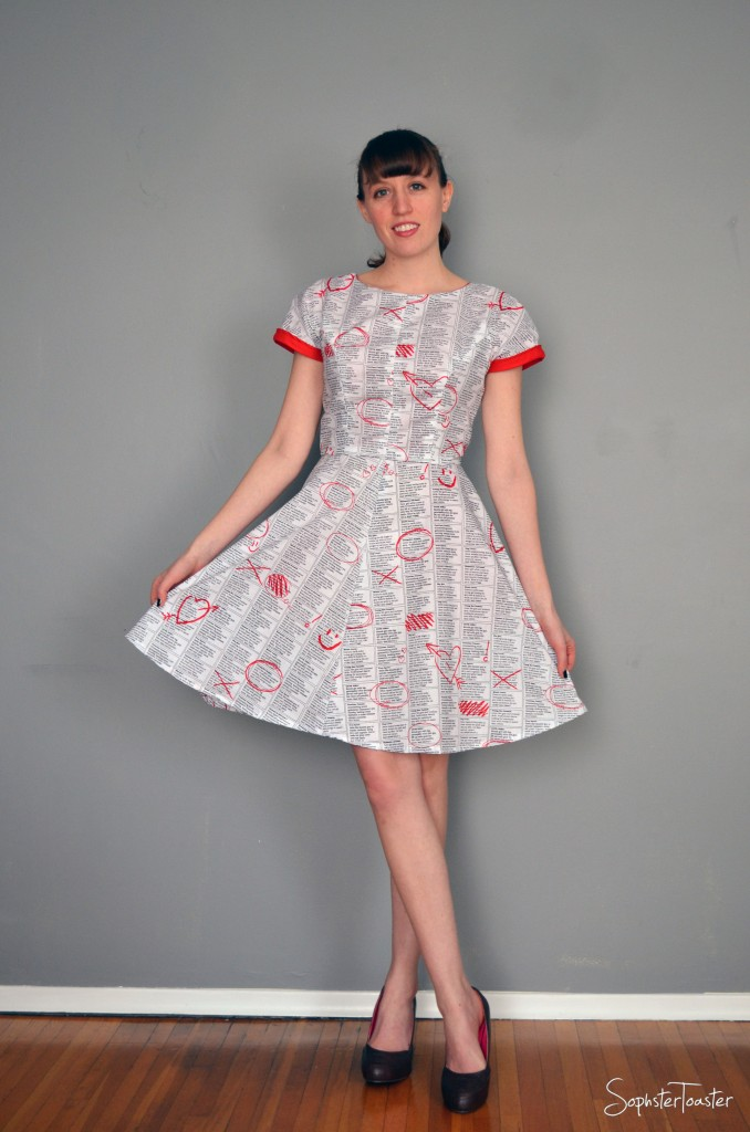 The Classified Dress
