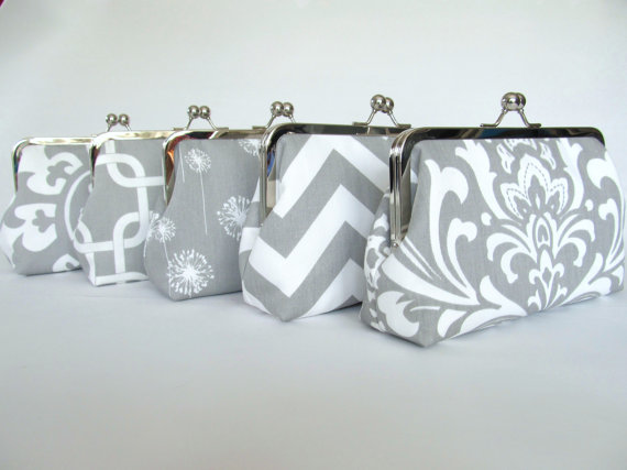 Coordinated Clutches from Lost in Time Inc. on Etsy
