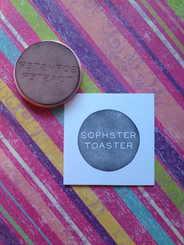 Sophster-Toaster Logo