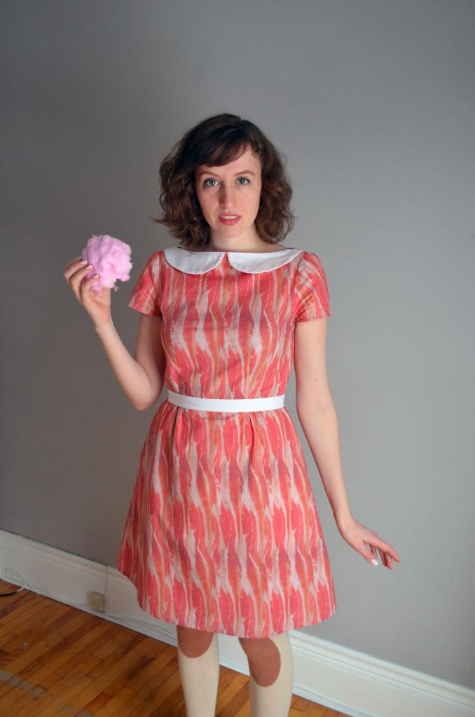 #Bacon Dress