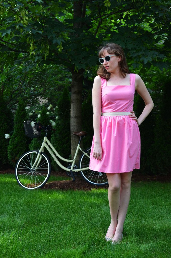 Strawberry Pink Milkshake Dress | Sophster-Toaster