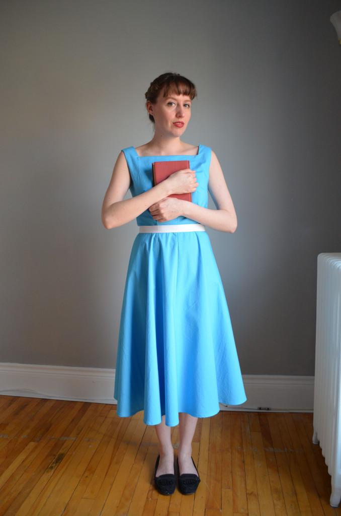 The Belle Jumper Dress | Sophster-Toaster