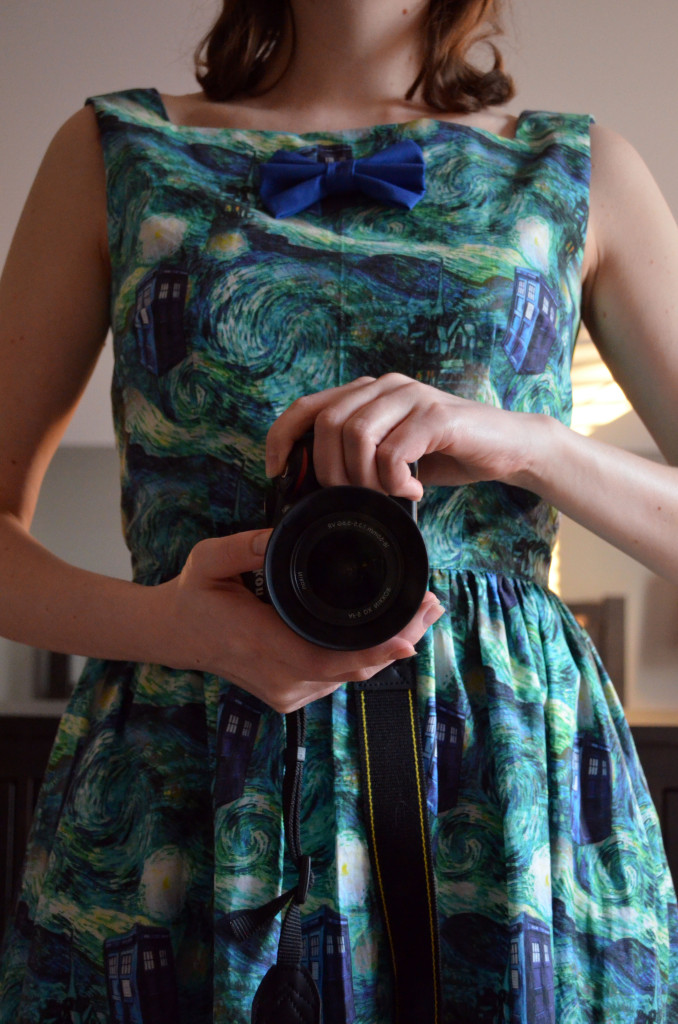1960s Inspired #DoctorWho Dress