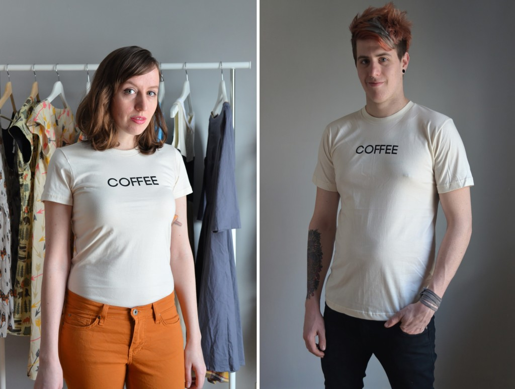 Coffee T-shirt \\ Sophster-Toaster Giveaway