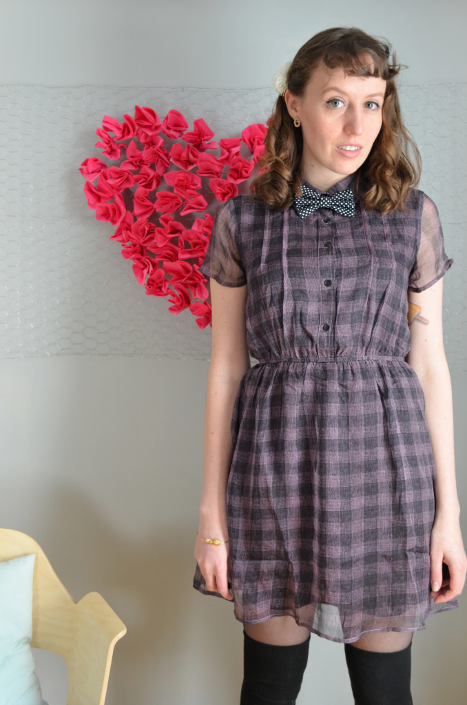 Valentine's Date Outfit \\ Sophster-Toaster