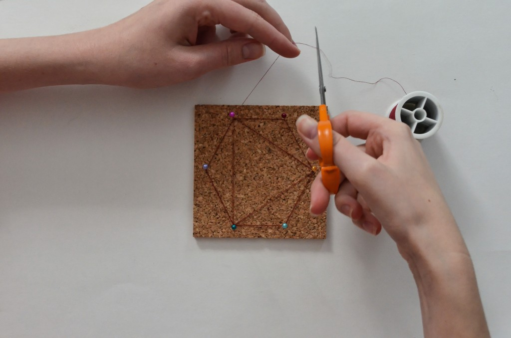 Thread and Pin Art DIY \\ Sophster-Toaster Blog