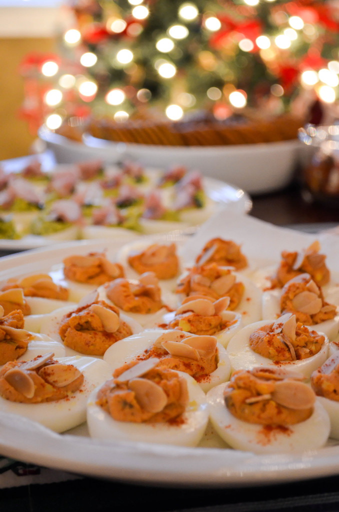 "Recipe Review: Kathy Casey's ""D'Lish Deviled Eggs"" \\ Sophster-Toaster Blog"
