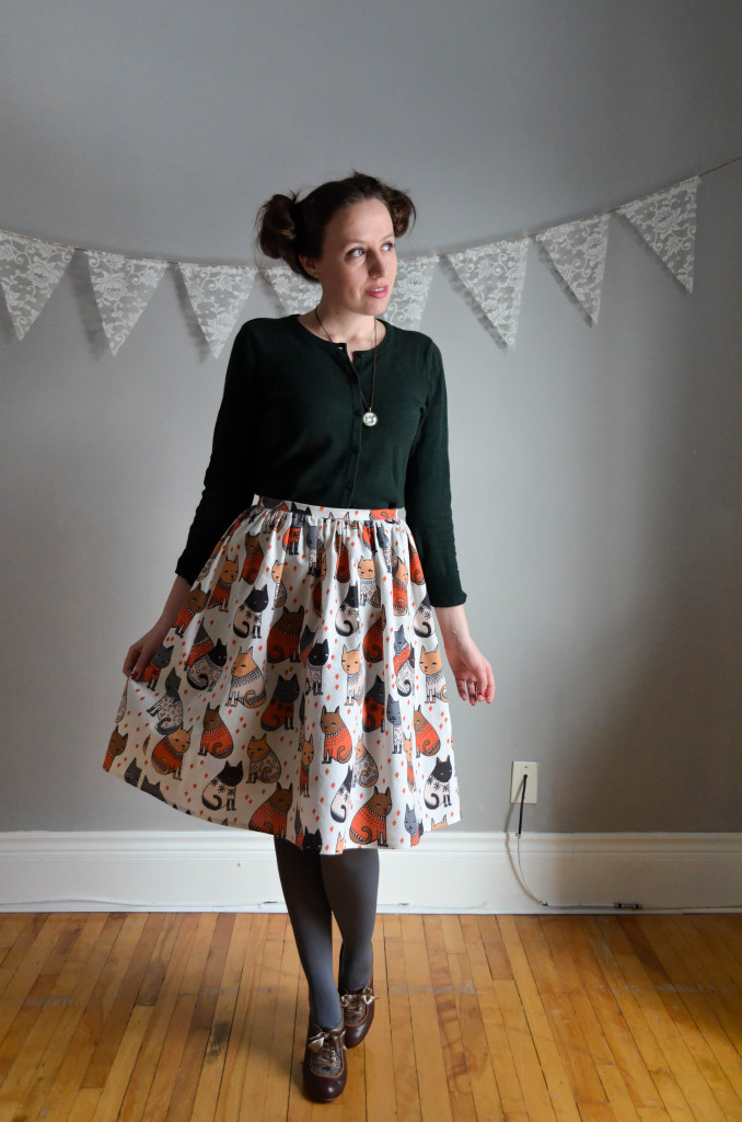 Sweater Weather Skirt Giveaway! \\ Sophster-Toaster Blog