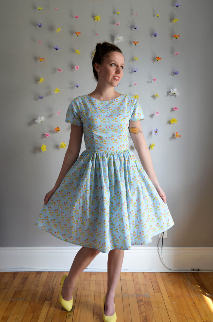 Girl's Best Friend Dress \\ Sophster-Toaster Blog