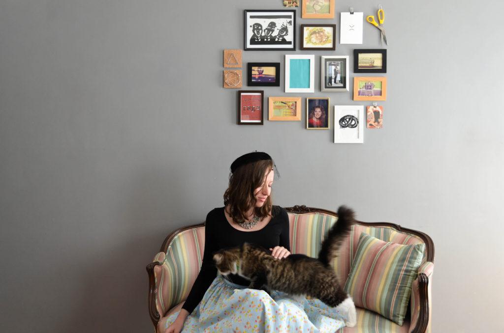 Cat Lady \\ Sophster-Toaster Blog