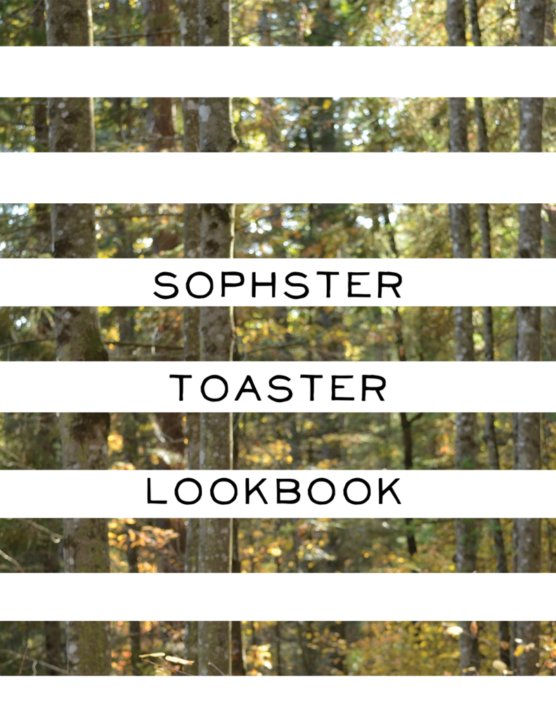 Fall/ Winter Lookbook | Sophster-Toaster
