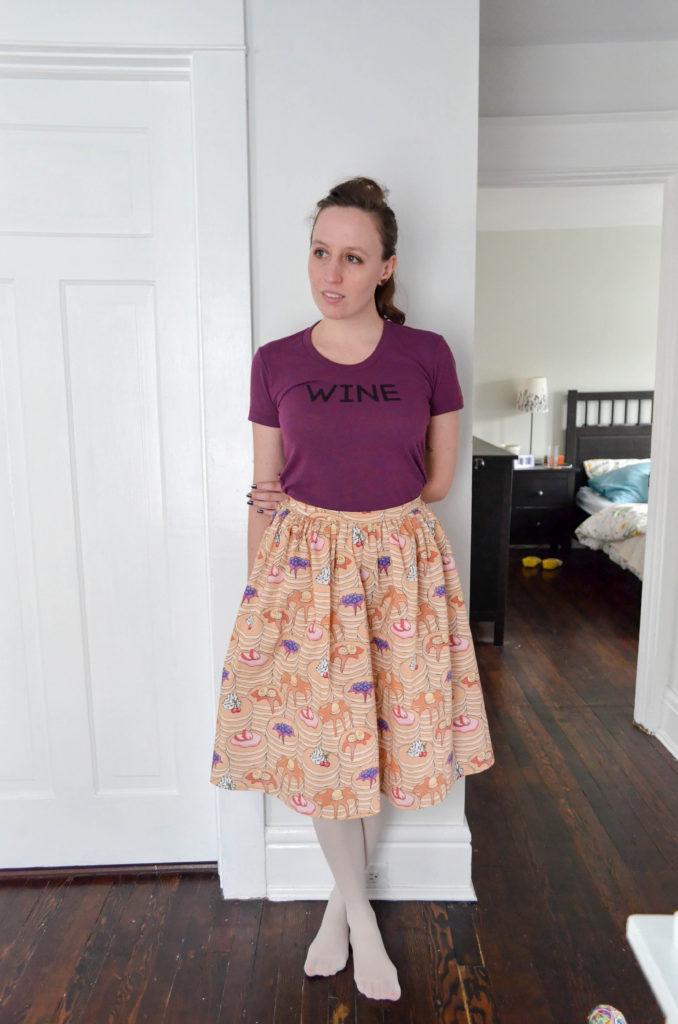Brunch Babe Skirt | Sophster-Toaster Blog