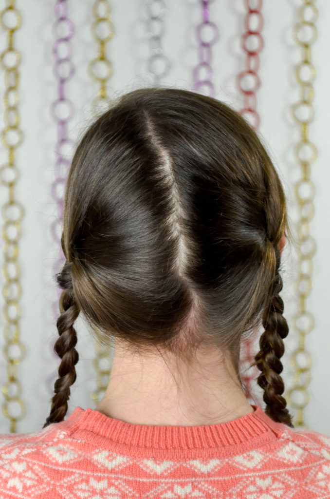 No Pin Milkmaid Braids | Sophster-Toaster Blog