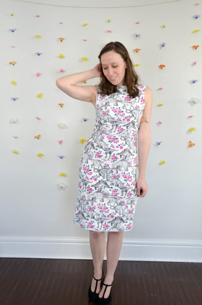 Tea Rex Dress | Sophster-Toaster Blog