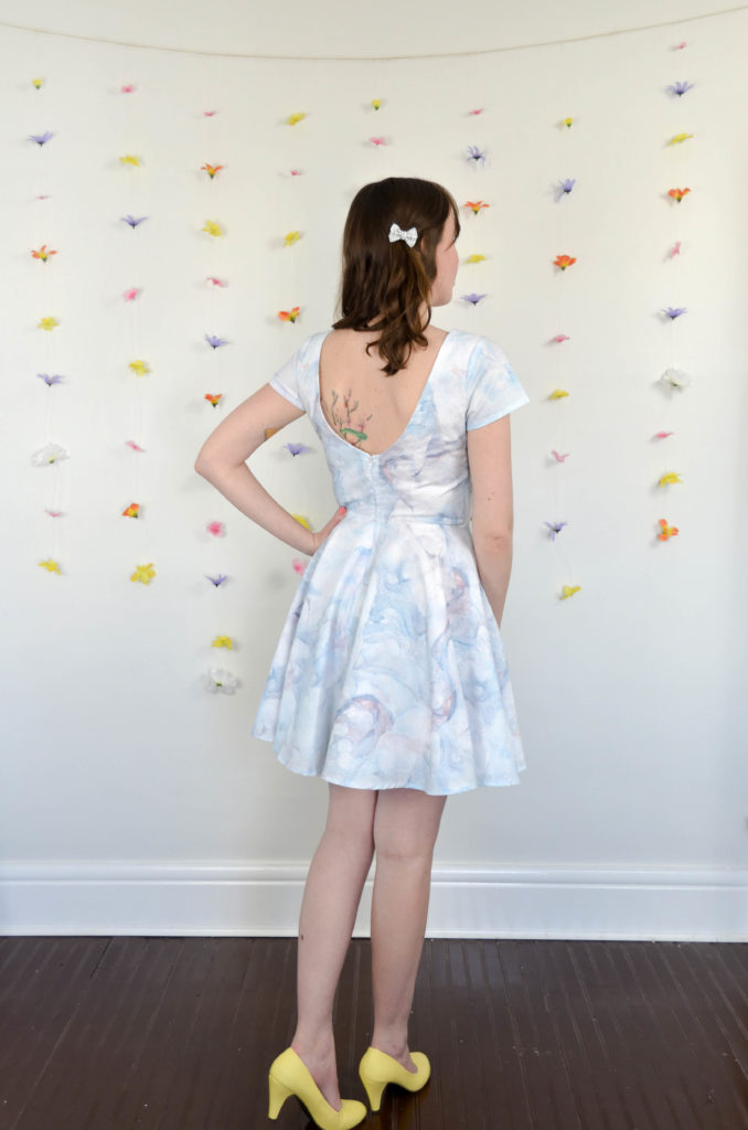 Daydreamer Dress | Sophster-Toaster Blog