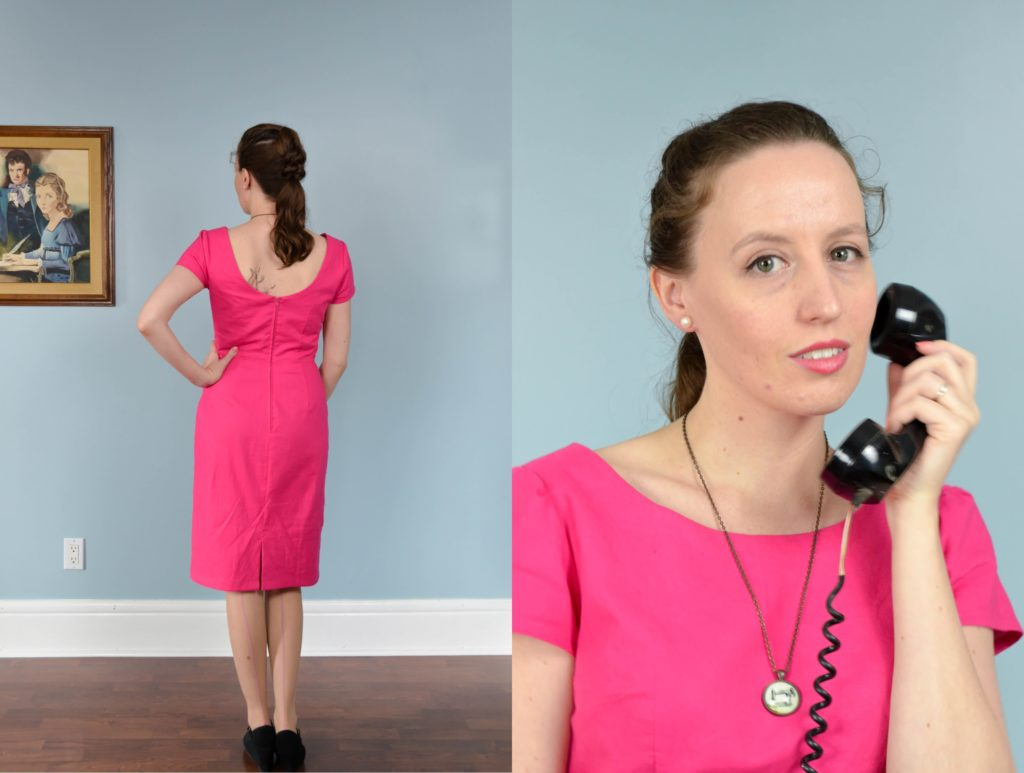 The Joan Dress | Sophster-Toaster Blog