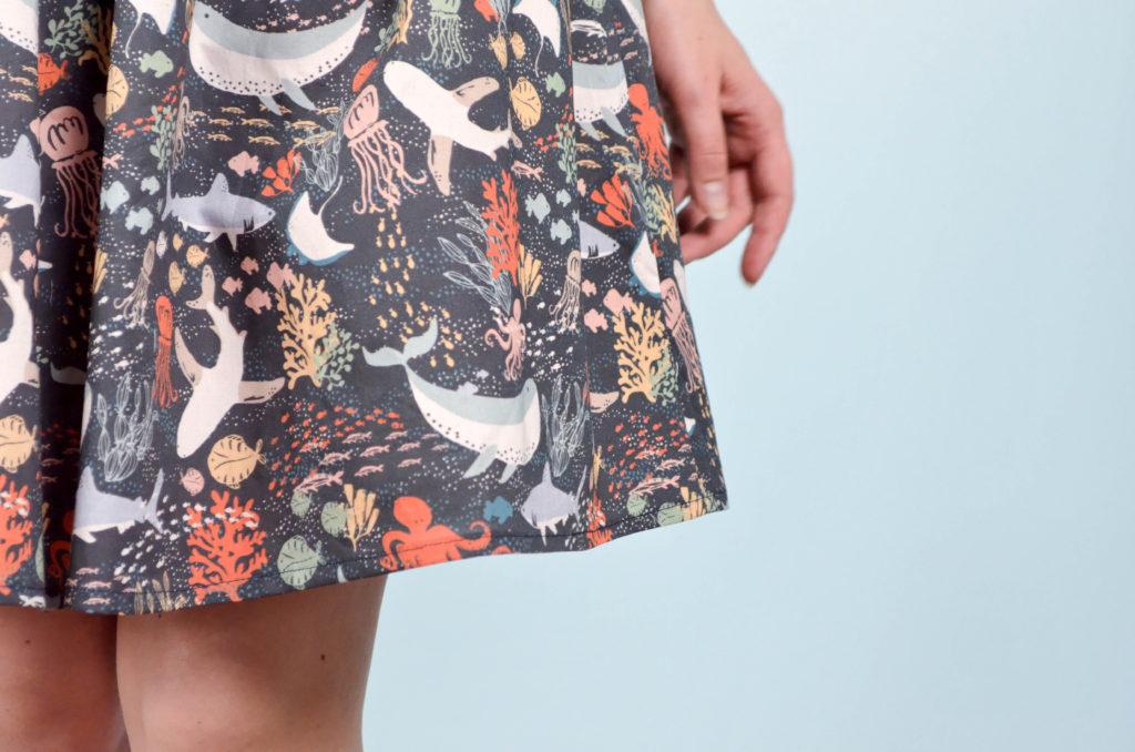 The Life Aquatic Skirt   Sophster-Toaster Blog