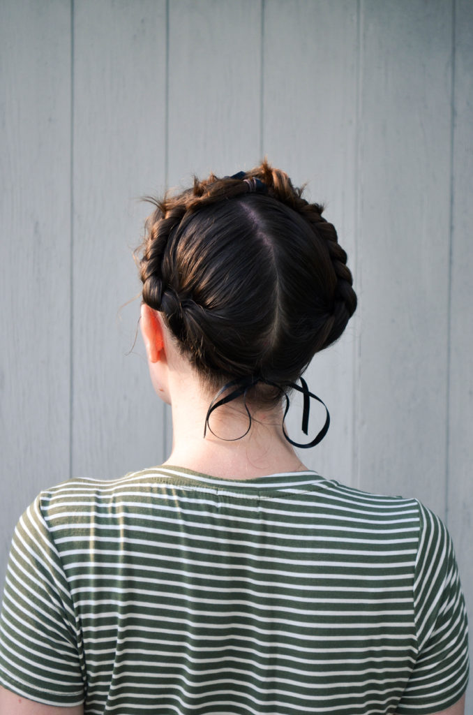 Dirty Hair: Four Days, Four Ways   Sophster-Toaster Blog