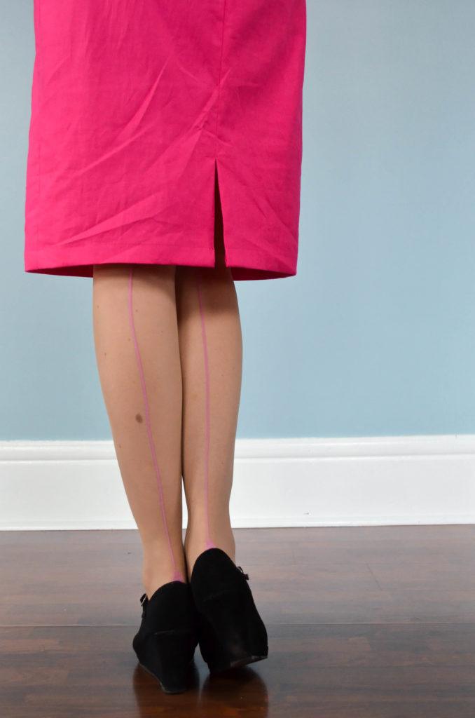The Joan Dress | Sophster-Toaster Blog