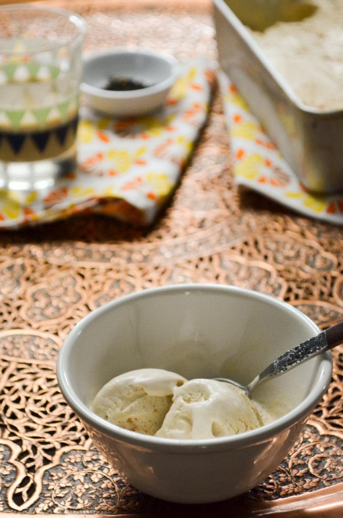 Chai Tea & Baileys Ice Cream | Sophster-Toaster Blog
