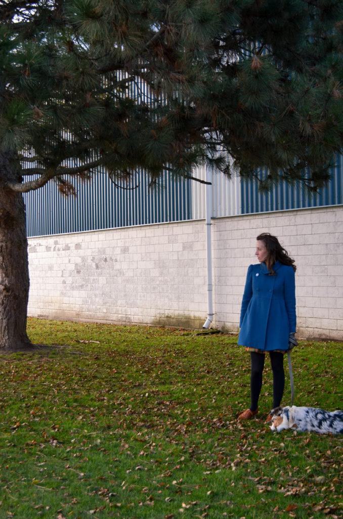 Blue Coat Girls | Sophster-Toaster Blog