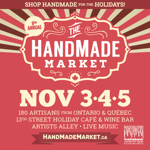 Holiday 2017 HandMade Market | Sophster-Toaaster Blog