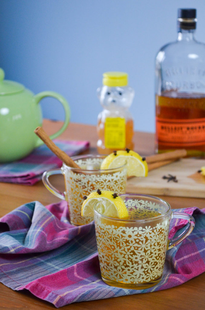 Classic Hot Toddy with Bourbon and Black Tea | Sophster-Toaster Blog