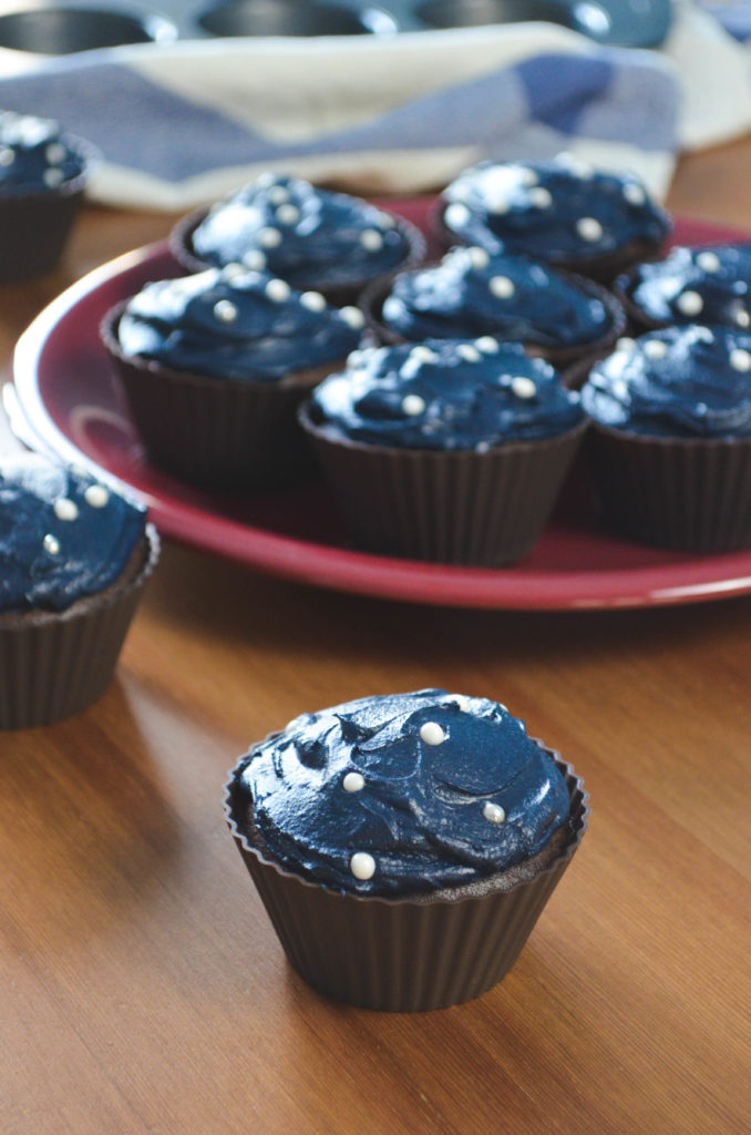 Constellation Cupcakes | Sophster-Toaster Blog