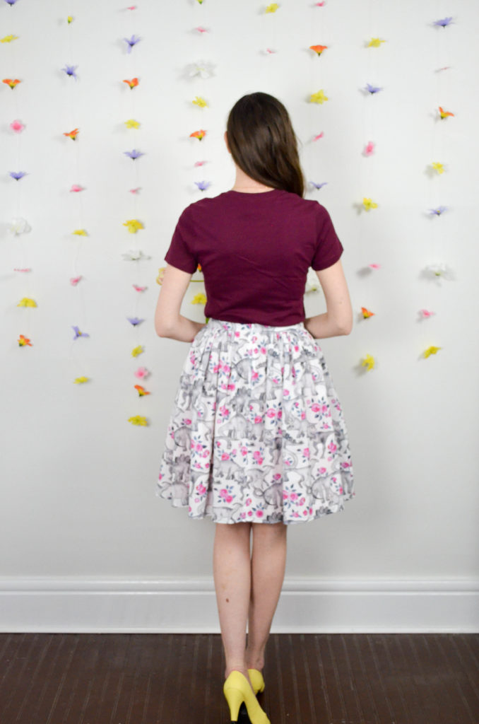 Tea Rex Skirt | Sophster-Toaster Blog