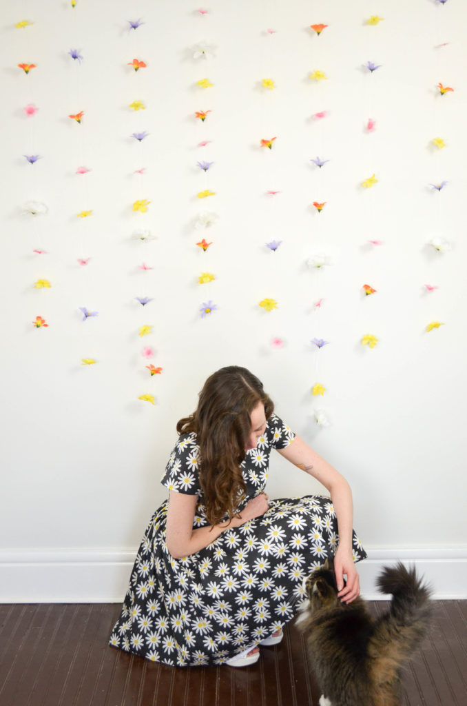Spring Bloom: the Margaret Dress | Sophster-Toaster Blog