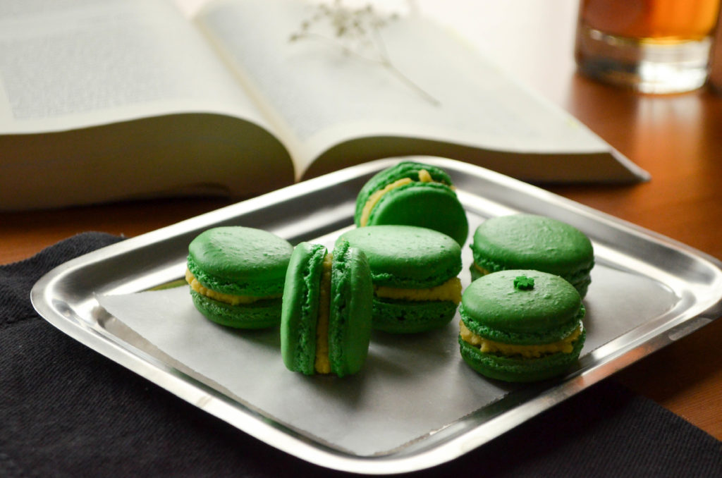 Whiskey Cream Macarons | Sophster-Toaster Blog