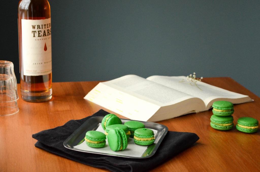 Whiskey Cream Macarons | Sophster-Toaster Blog