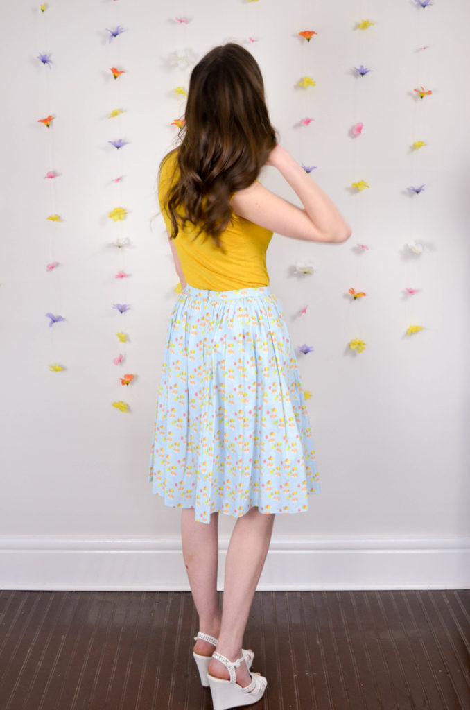 Girl's Best Friend Skirt Remix | Sophster-Toaster Blog