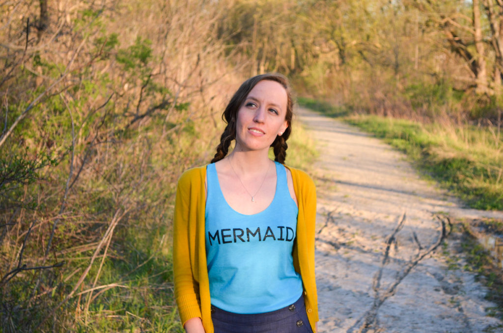River Mermaid | Sophster-Toaster Blog