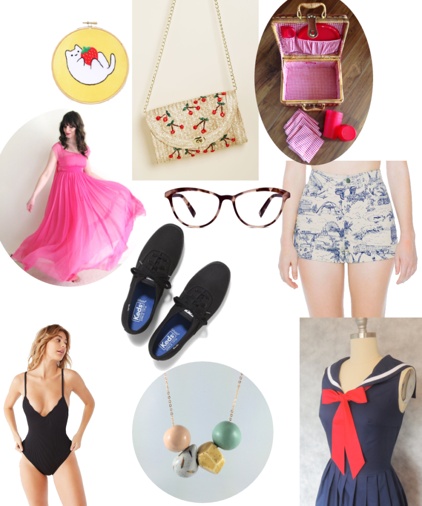 Summer Shopping List | Sophster-Toaster Blog