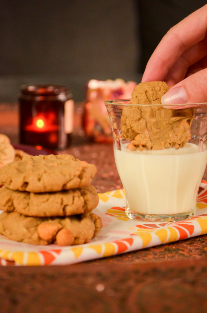 Butterscotch & Seed Butter Cookies (Nut Free) | Sophster-Toaster
