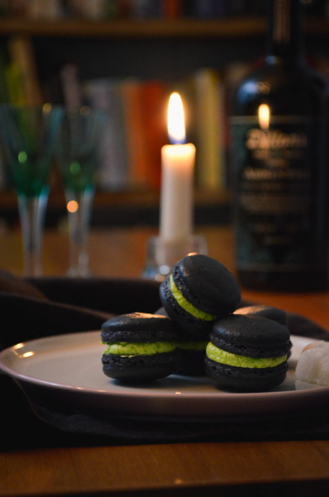 Absinthe Macarons | Sophster-Toaster