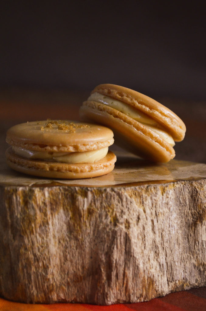 Brown Sugar Macarons | Sophster-Toaster