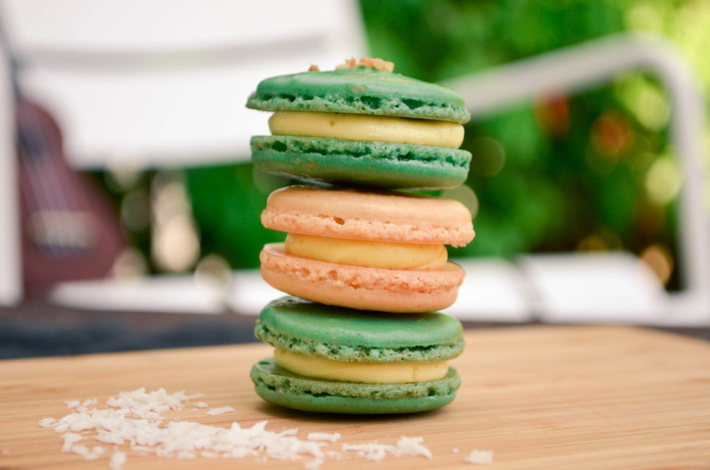 Coconut Macarons | Sophster-Toaster