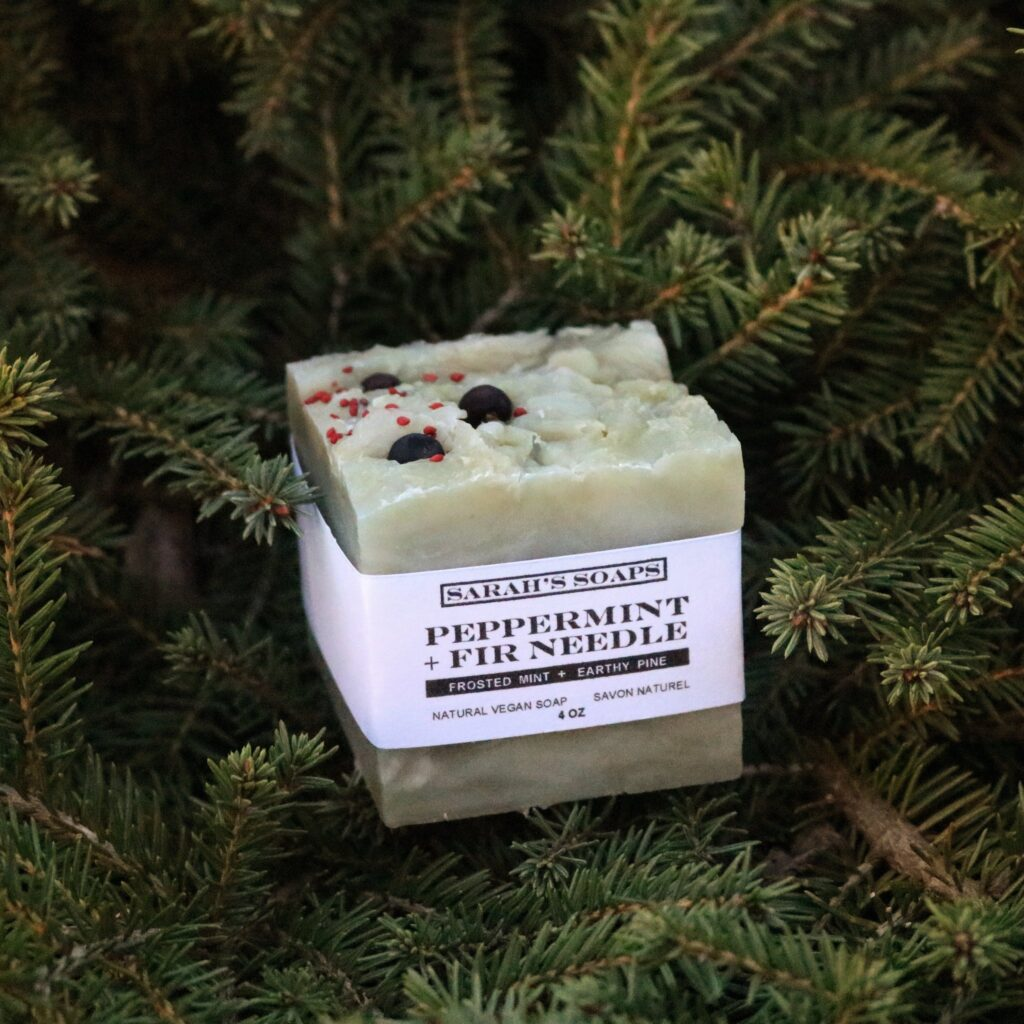 Sarah's Soaps | Small Business Gift Guide - Holiday 2020 | Sophster-Toaster